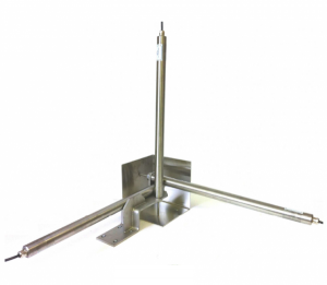Crackmeters - Surface jointmeter - uniaxial and triaxial version measures displacement of cracks in rocks and masses